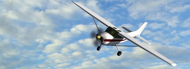 most popular light aircraft in fly