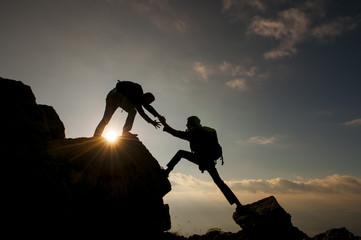 zirvede destek olmak&dağcılık faaliyeti