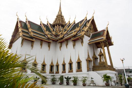 Thailand, Bangkok, Wat Phra Keo, Königspalast, große Palast, Wat Phra Khaeo, Tempel, König