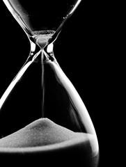 Hourglass, Time, Shape.