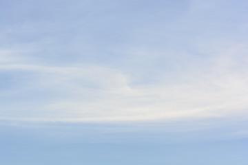 Nice white cloud on the sky
