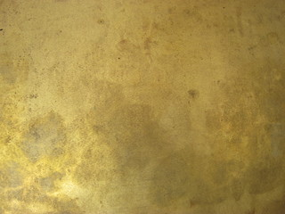 Wall Mural - bronze metal texture with high details