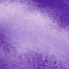 abstract purple background pale stripe of light messy purple grunge paint with dark purple color borders in corners