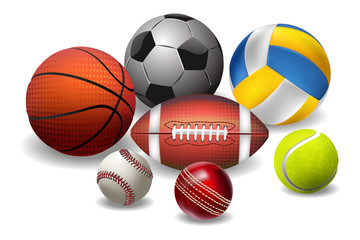 Sports Balls.