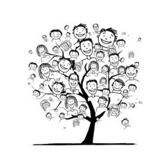 People tree for your design