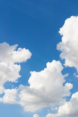 Fototapete - clouds blue sky