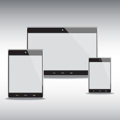 Responsive Tablet Set