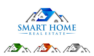 real estate, building, house, property, home, houses, flats, construction, architecture, logo, vector 19