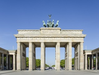 Branderburg gate, Berlin, Germany