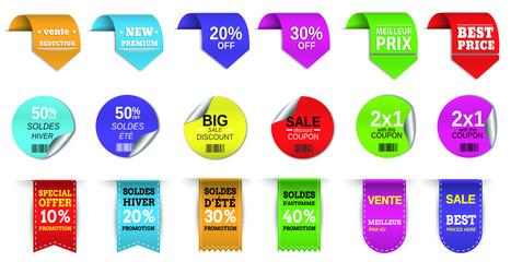 Special Offer Soldes Pack 5