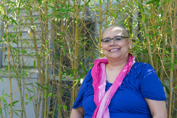 Woman Diagnosed With Cancer Maintains Positive Attitude