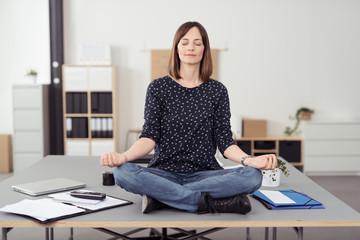 büro-yoga