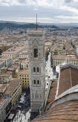 Giotto s campanile, Florence, Italy