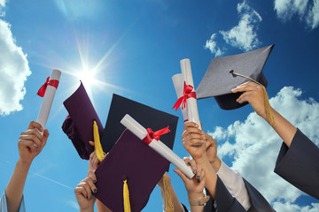 graduates stutents