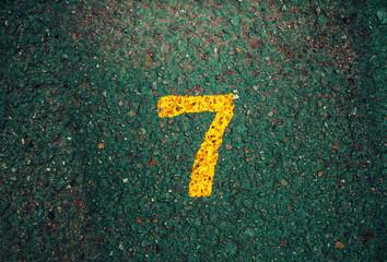 Seven Number