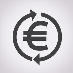 money euro icon