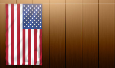 independence day america flag