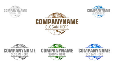 global, globe, world, worldwide, abstract, ball, spiral, symbol, business, emblem, logo, vector