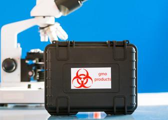 Case with GMO