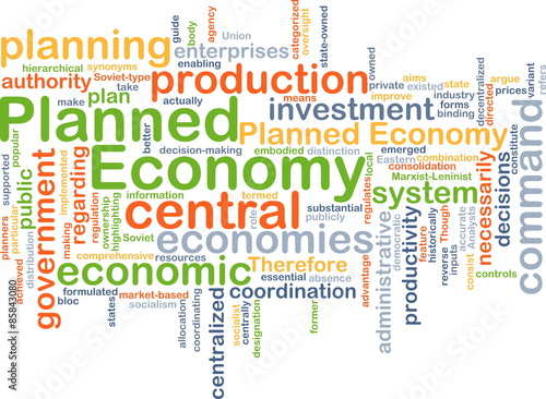 the planned economy Planned economy meaning, definition, what is planned economy: an economic system in which industry is controlled by the government and.