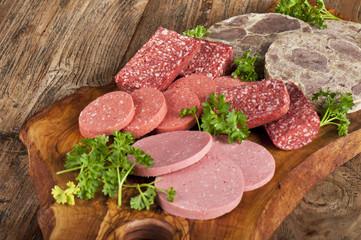 Karışık Et Ürünleri
