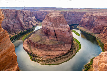 View at the Horseshoe Bend