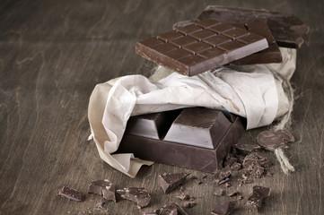 Various chocolate