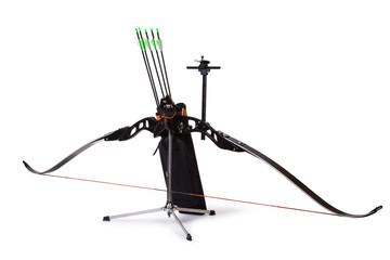 Tuinposter Art Studio Sport bow