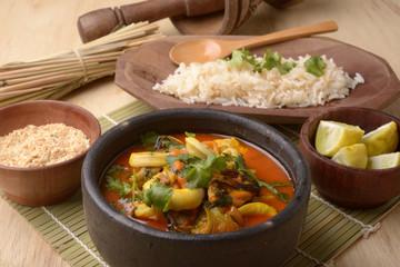 Brazilian Seafood Stew - Moqueca