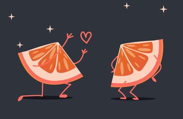 Grapefruit character