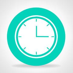 clock symbol vector