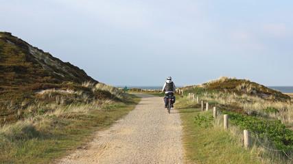 Radweg auf Sylt