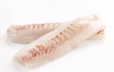 fish fillet without skin