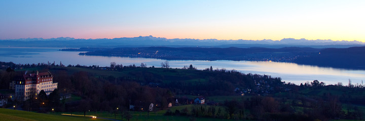Wall Mural - Bodensee