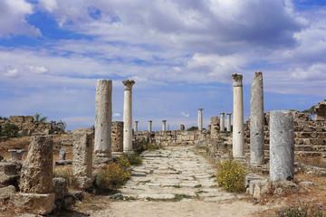 Antikes Salamis in Nord-Zypern