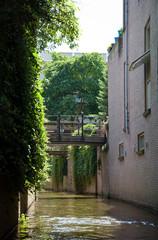 Binnendieze in 's-Hertogenbosch, Niederlande