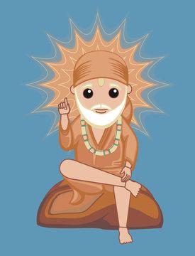 Shirdi Sai Baba - Hindu God