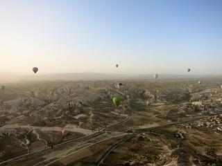 balloon tour in cappadocia