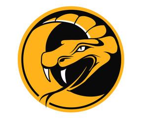 Viper round emblem