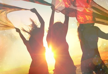 Beach, Party, Summer.