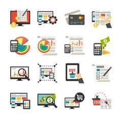 Business Marketing Vector
