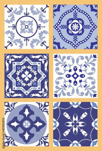 Ilustra o de azulejos portugueses imagens e vetores de stock royalty free no - Azulejos portugueses comprar ...