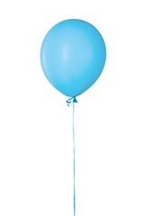 Ballon, balloon, red.