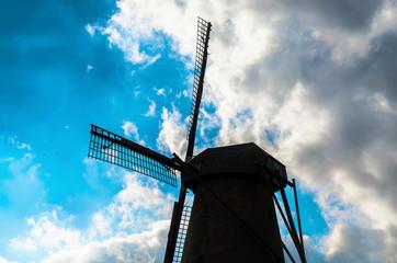 Historische Windmühle, Xanten
