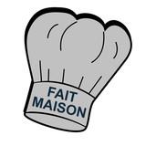 Logo fait maison fichier vectoriel libre de droits sur for Cuisine fait maison