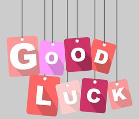 tag good luck