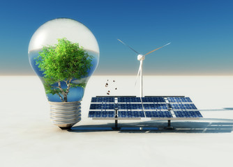 bulb and ecosystems