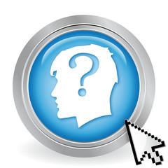 QUESTION HEAD ICON