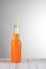 Orange Soda Still Life