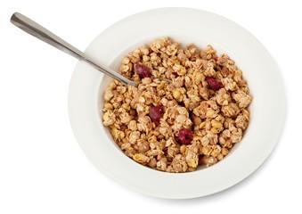 Cereal, Breakfast, Bowl.